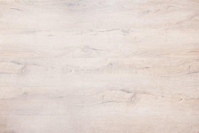 Drewnianej sosnowej deski tekstury biały tło zdjęcia royalty free