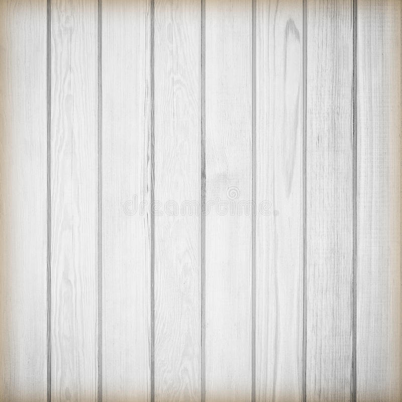 Drewnianej sosnowej deski tekstury biały tło zdjęcia stock