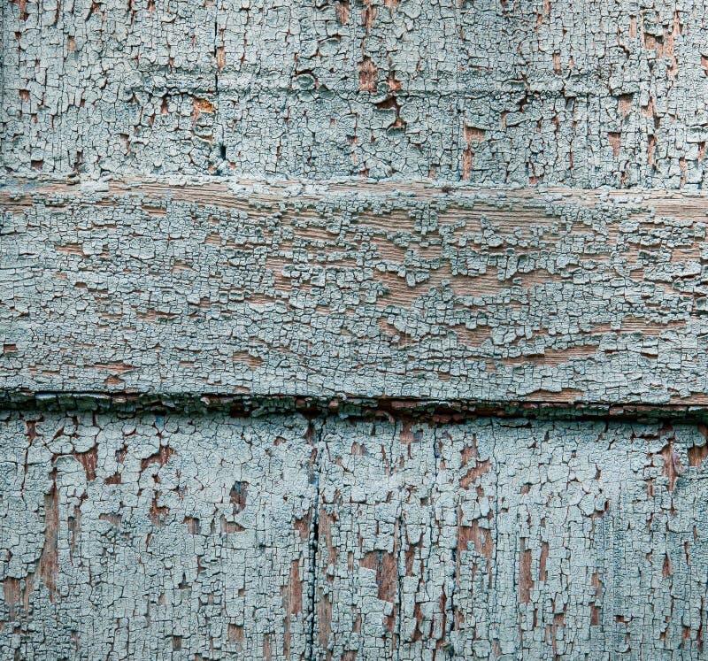 Drewnianej tekstury błękitny odcień zdjęcia royalty free