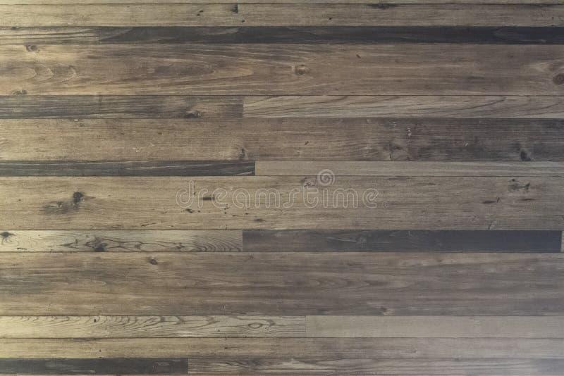 Drewnianej tekstury tła stołu powierzchni grunge drewna podłogowa tapeta obrazy stock