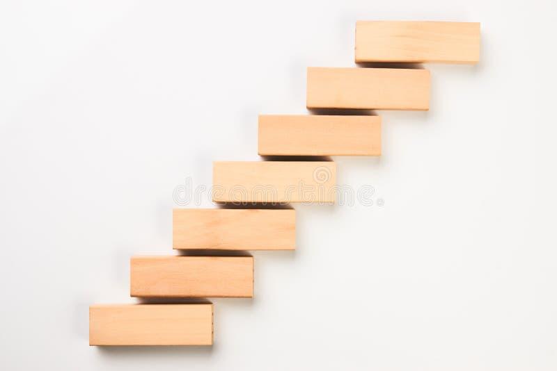 Drewniani bloki w kształcie zdjęcie stock