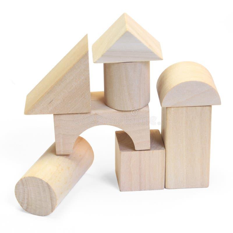 Drewniani elementy zdjęcia royalty free
