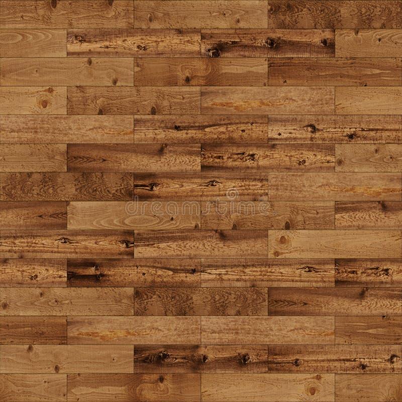 Drewniany bezszwowy brąz obrazy royalty free