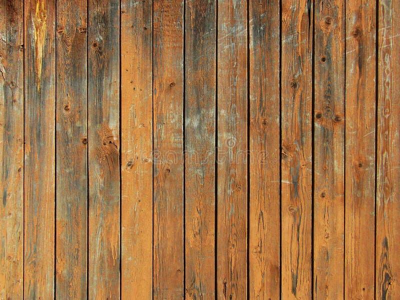 Drewniany brown tekstury tło obrazy stock