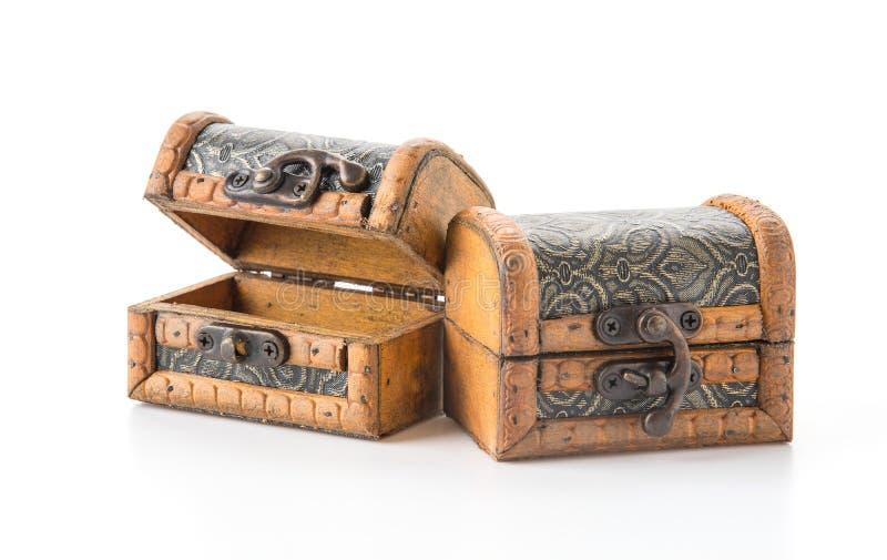 Drewniany Kaseton obrazy stock