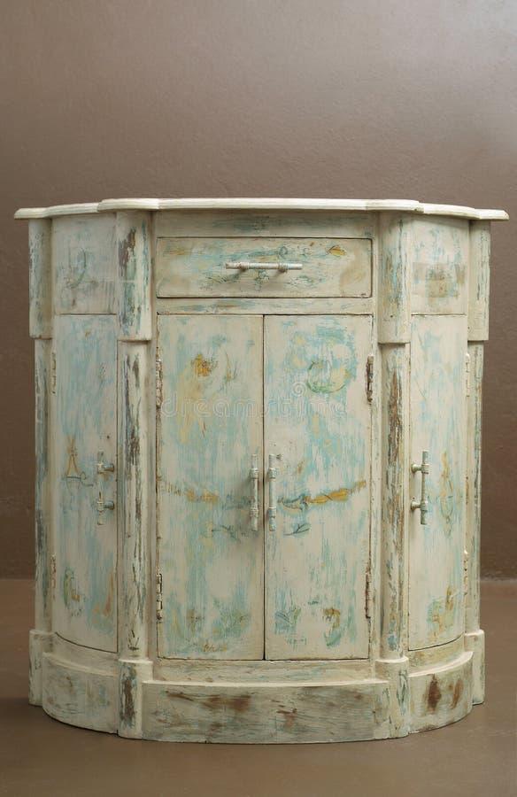 drewniany klasyczny dresser obrazy stock
