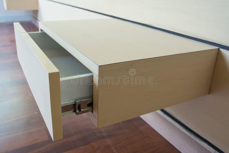 Drewniany kreślarz obrazy stock