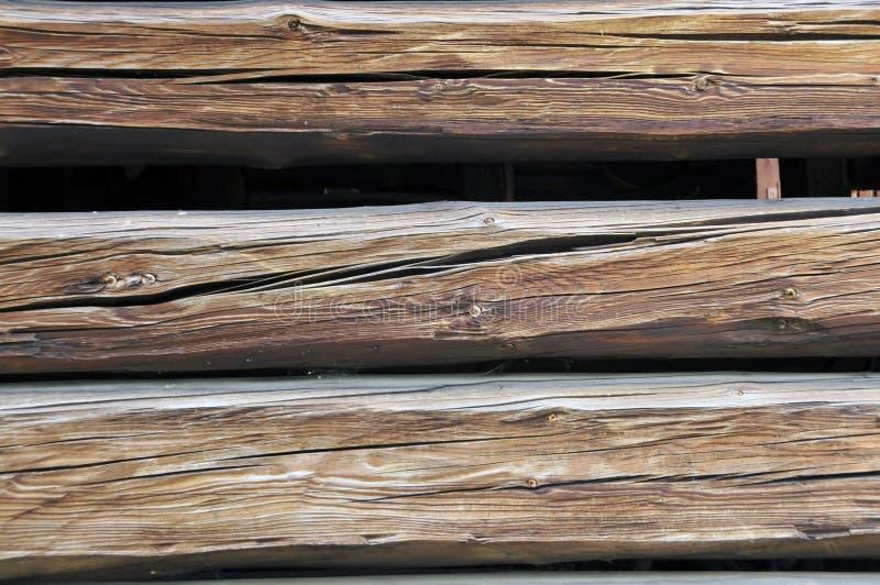 drewniany miedza (1) szczegół zdjęcie royalty free