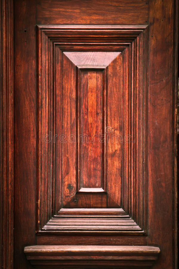 Drewniany panel obrazy stock