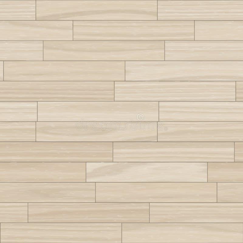 Drewniany Podłogowy tło royalty ilustracja