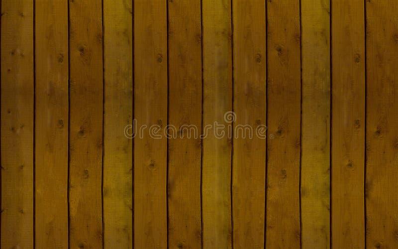 Drewniany podstawowy panel od pionowo desek fotografia stock