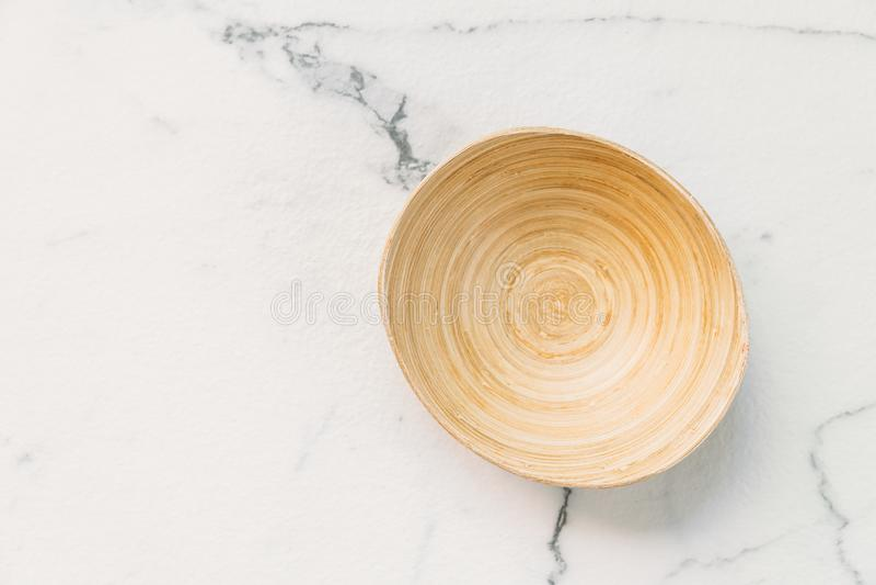 Drewniany Puchar fotografia stock