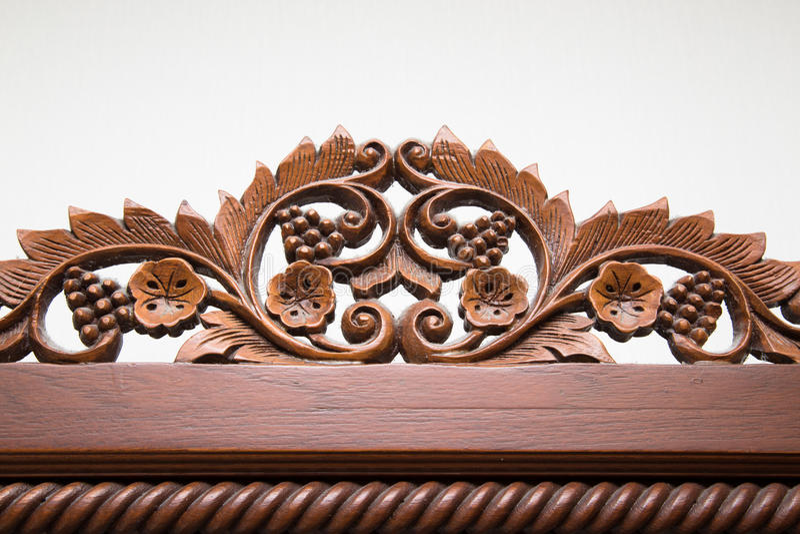Drewniany rzemiosło od starego dnia zdjęcie royalty free