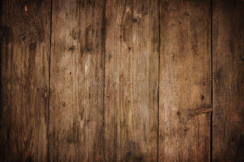 Drewniany tekstury deski adry tło, drewniany biurko stół lub podłoga, obrazy stock