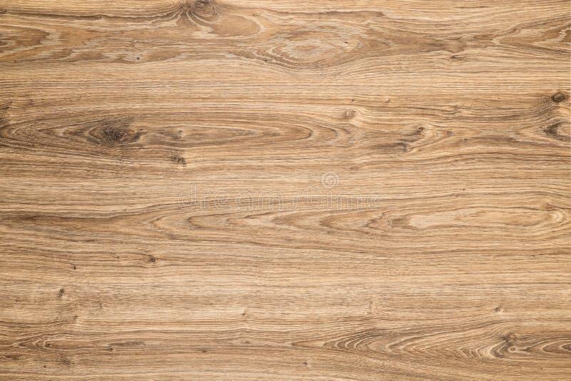 Drewniany tekstury tło, Brown Groszkował Drewnianego Deseniowego Dębowego szalunek obraz royalty free