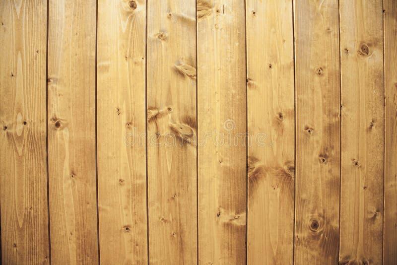 Drewniany tekstury tło, drewniani panel zamyka up Grunge textured wizerunek paskuje pionowe obrazy royalty free