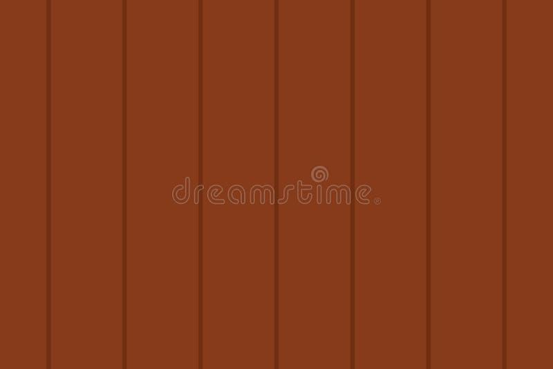 Drewniany tekstury t?o Szalunek ściany wzoru tekstura Szalunków dżentelmenów prezenta opakunkowy papier Abstrakcjonistyczny tekst royalty ilustracja