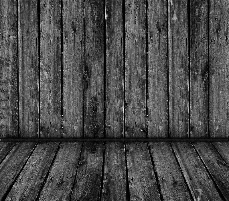Download Drewniany Wewnętrzny Rocznik Ilustracji - Ilustracja złożonej z szorstki, deska: 13338650