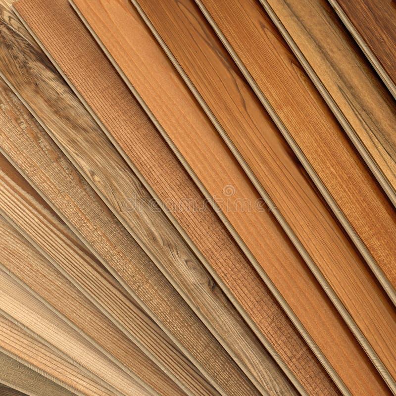 Drewniany wyb?r royalty ilustracja