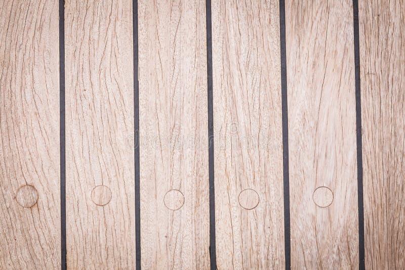 Drewnianych desek tekstury tło zdjęcie stock