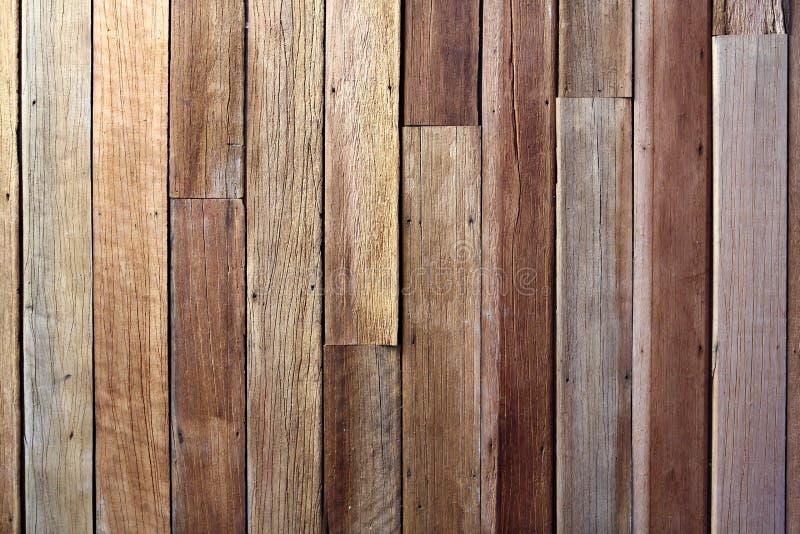 Drewno antykwarska ściana zdjęcie royalty free