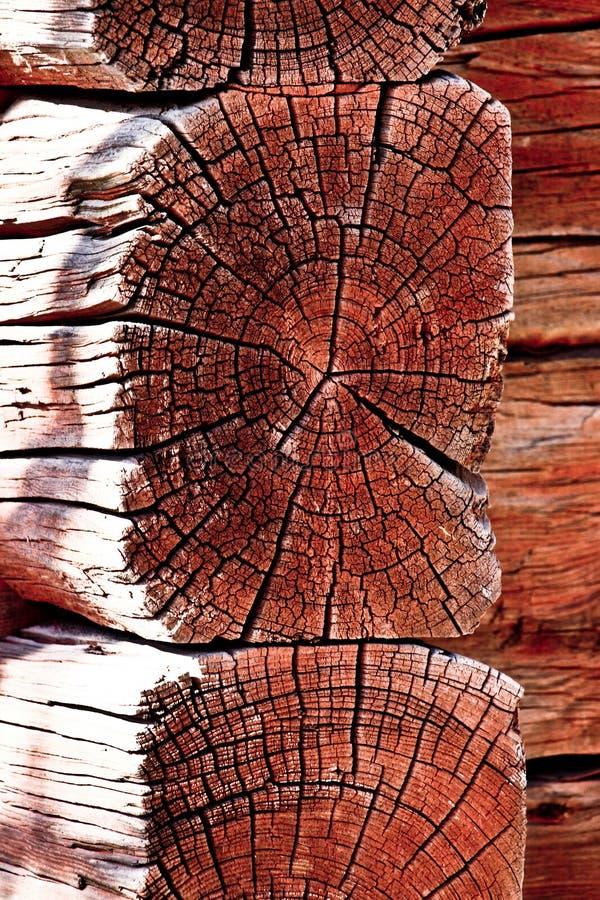 Drewno jako tło obrazy stock
