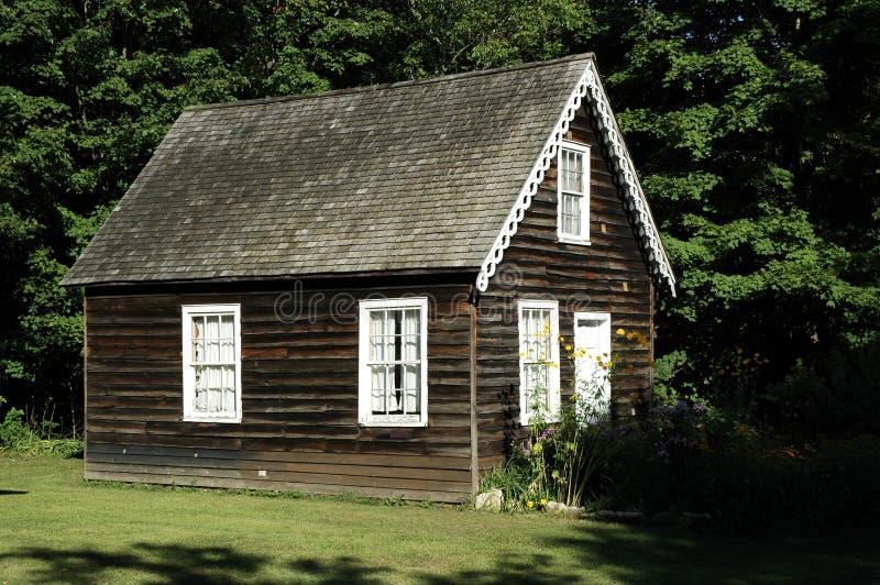drewno kabin fotografia royalty free