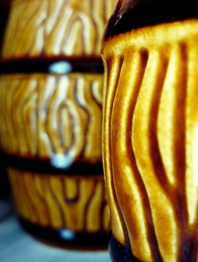 Drewno lubi piwną baryłkę zdjęcie royalty free