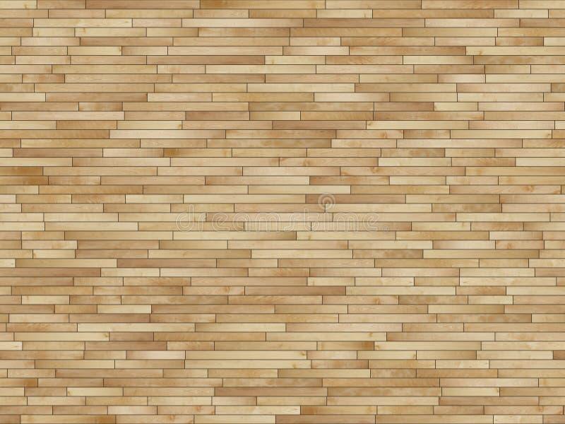 Drewno wsiada fasadę fotografia stock