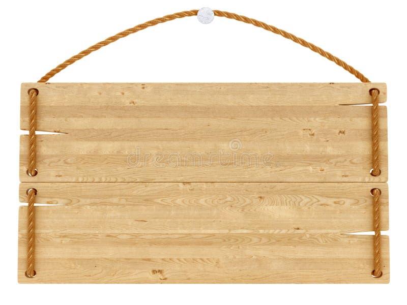 Drewno znak zdjęcie stock