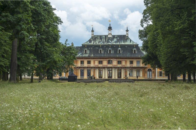 Drezden Niemcy zdjęcie royalty free
