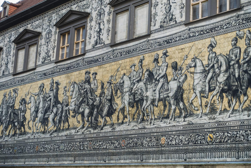 Drezden, Niemcy fotografia stock