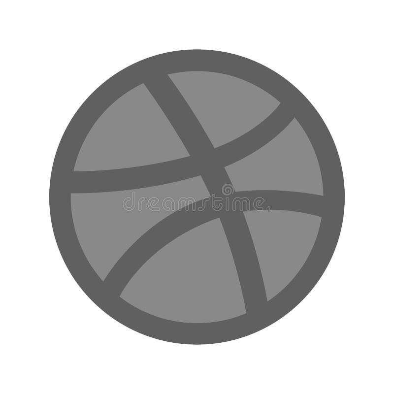 dribbling vektor illustrationer
