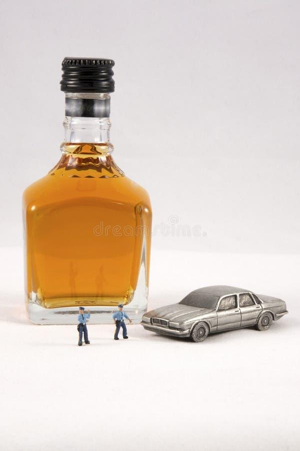 dricka körning arkivbilder
