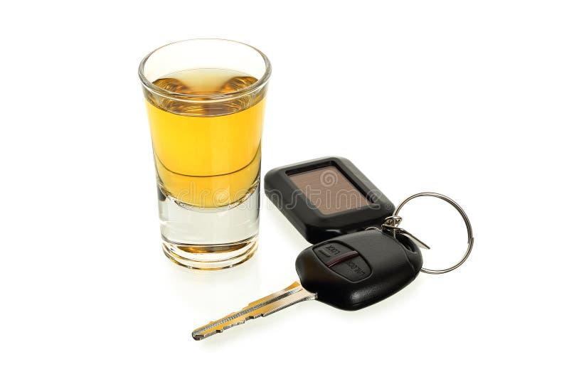 dricka körning royaltyfri bild