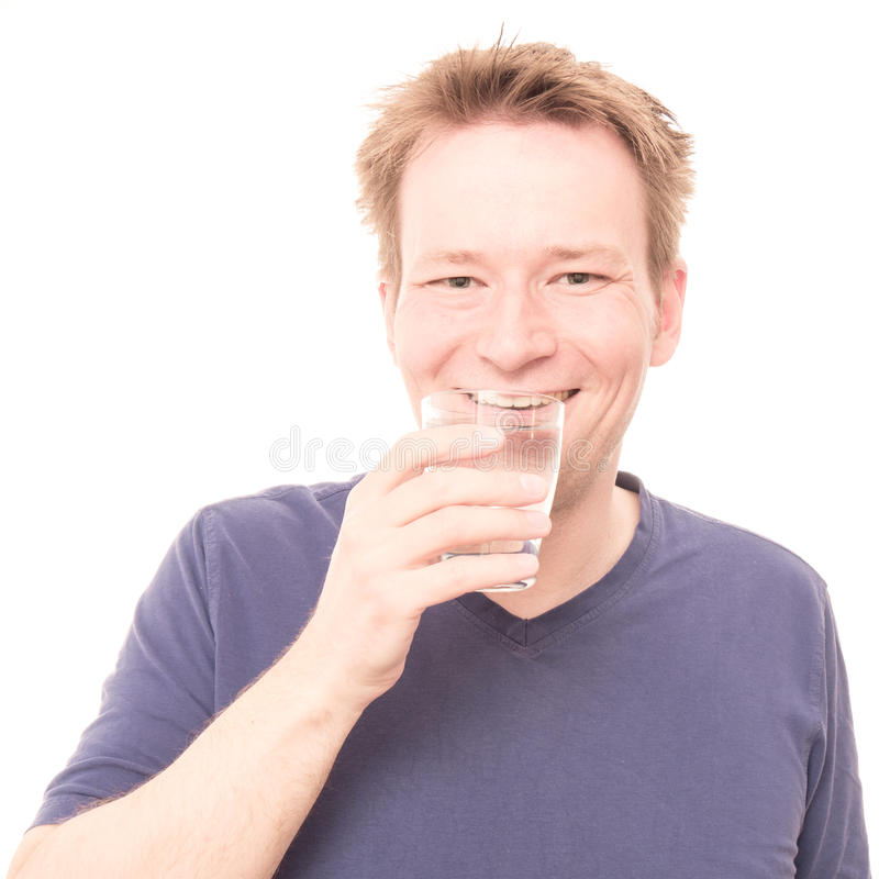 dricksvatten royaltyfri bild
