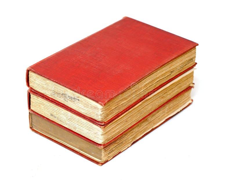 Download Drie antieke boeken stock foto. Afbeelding bestaande uit gekrast - 29511572