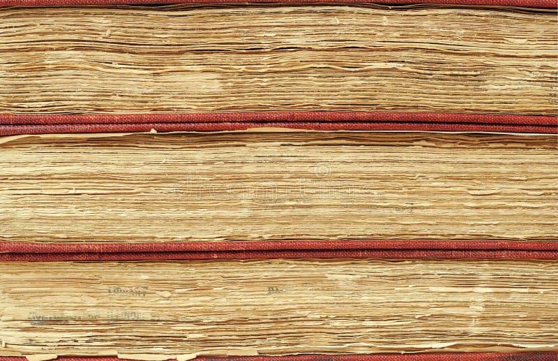 Download Drie antieke boeken stock afbeelding. Afbeelding bestaande uit vuil - 29511575