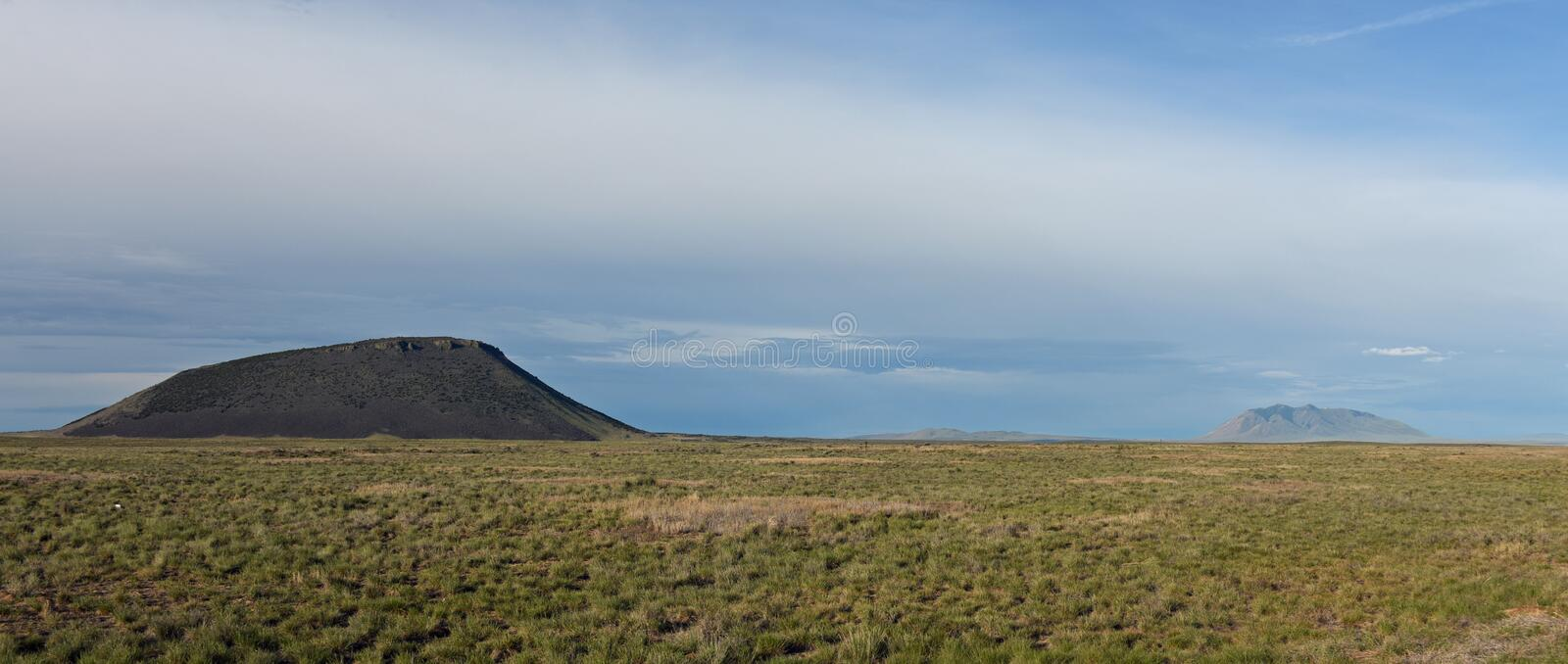 Drie Buttes, Idaho stock foto's