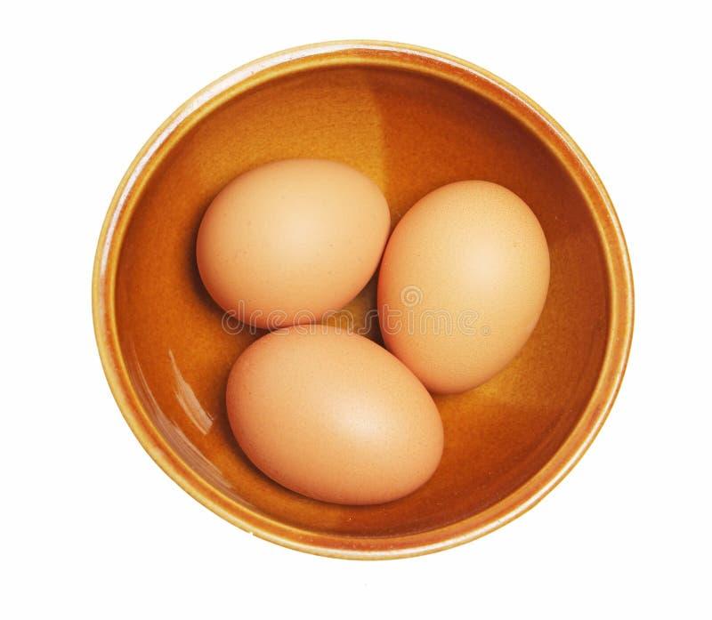 Download Drie eieren stock foto. Afbeelding bestaande uit organisch - 29502368