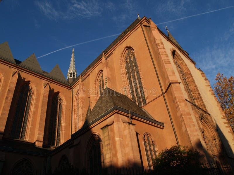 Drie koningenkerk ii stock fotografie