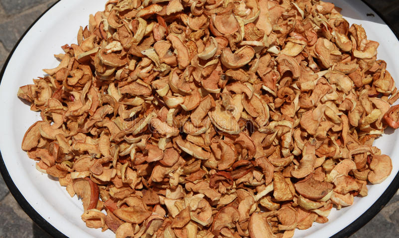 Download Dried apple stock image. Image of winter, natural, turkey - 19513543