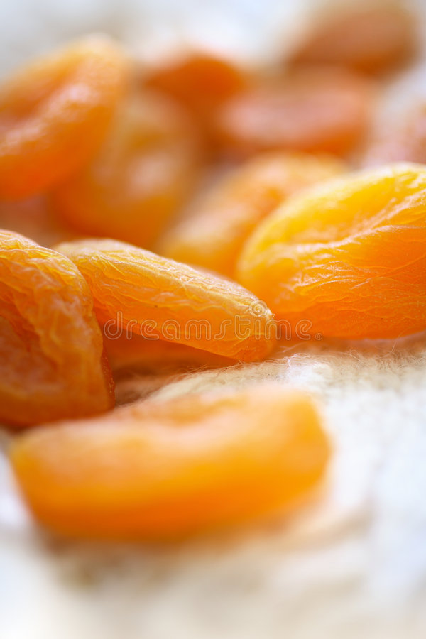 Download Dried apricots close up stock photo. Image of recipe, dried - 7751246