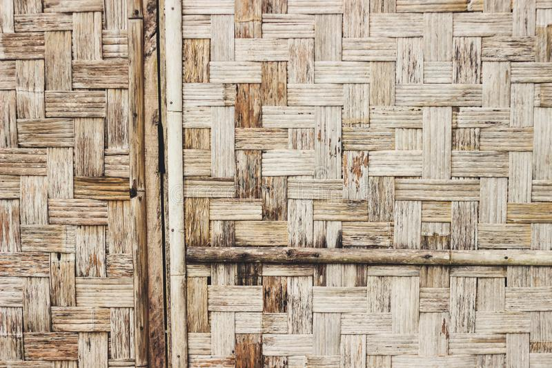 Abstract Bamboo Pattern Background royalty free stock photography