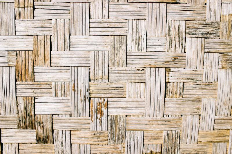 Abstract Bamboo Pattern Background stock photos