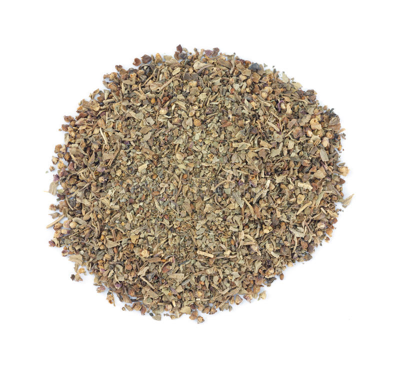 Download Dried basil seasoning stock image. Image of product, kitchen - 11151493