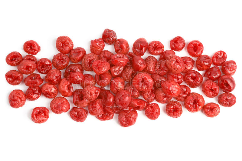 Dried Cherry. Stock Photos