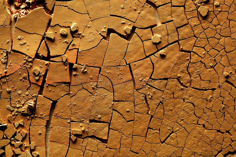 Download Dried cracked earth stock image. Image of dryness, clay - 25018637