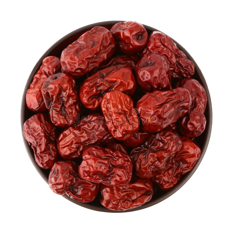 Download Dried Date In The Bowl Stock Photography - Image: 29391972