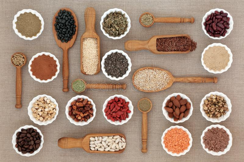 Dried Diet Health Food royalty free stock photo